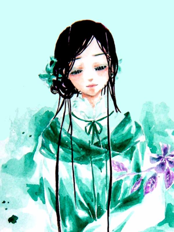 记忆中的蓝