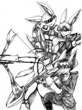 时空狩猎者