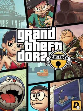 GTA5xDoraemon