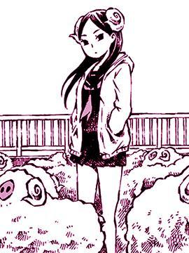 羊角的魔女萝咪