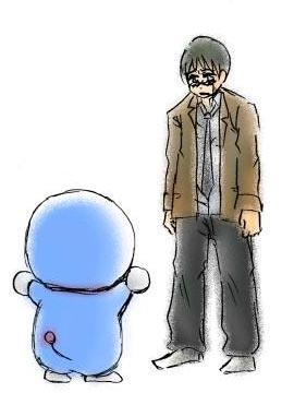 哆啦A梦没有缝隙的抽屉