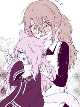猫科魔女和捡到的女孩