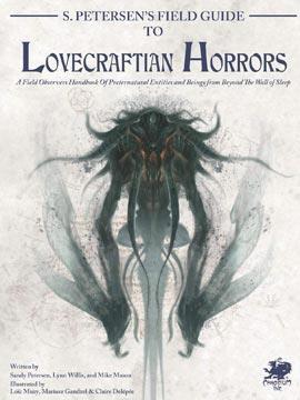 克苏鲁神话艺术设定集 洛夫克拉夫特式恐怖图鉴