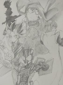【AA】游戏王RIDERS